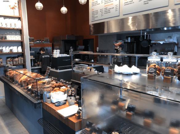 "Кафе пекарня ""Печорин"""