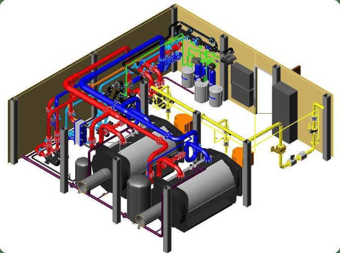 Проектирование вентиляции котельной