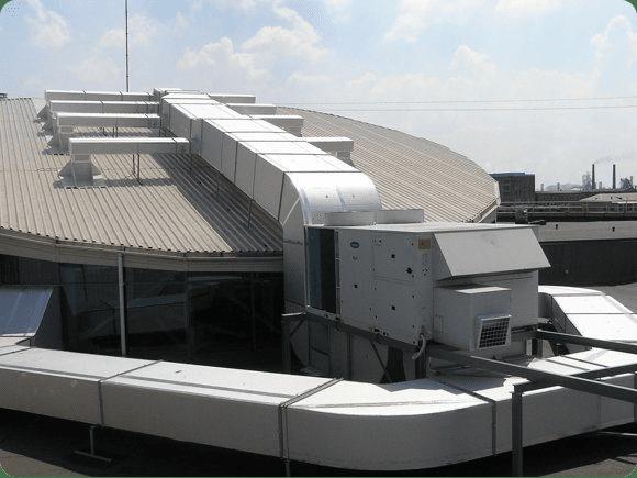 Проектирование вентиляции торгового центра