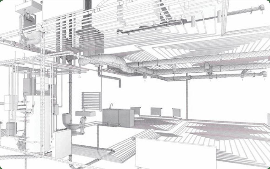 Проектирование вентиляции и кондиционирования воздуха