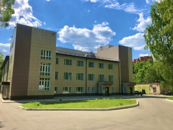 Клиника Федерального научно-исследовательского Центра Гигиены им. Ф.Ф. Эрисмана