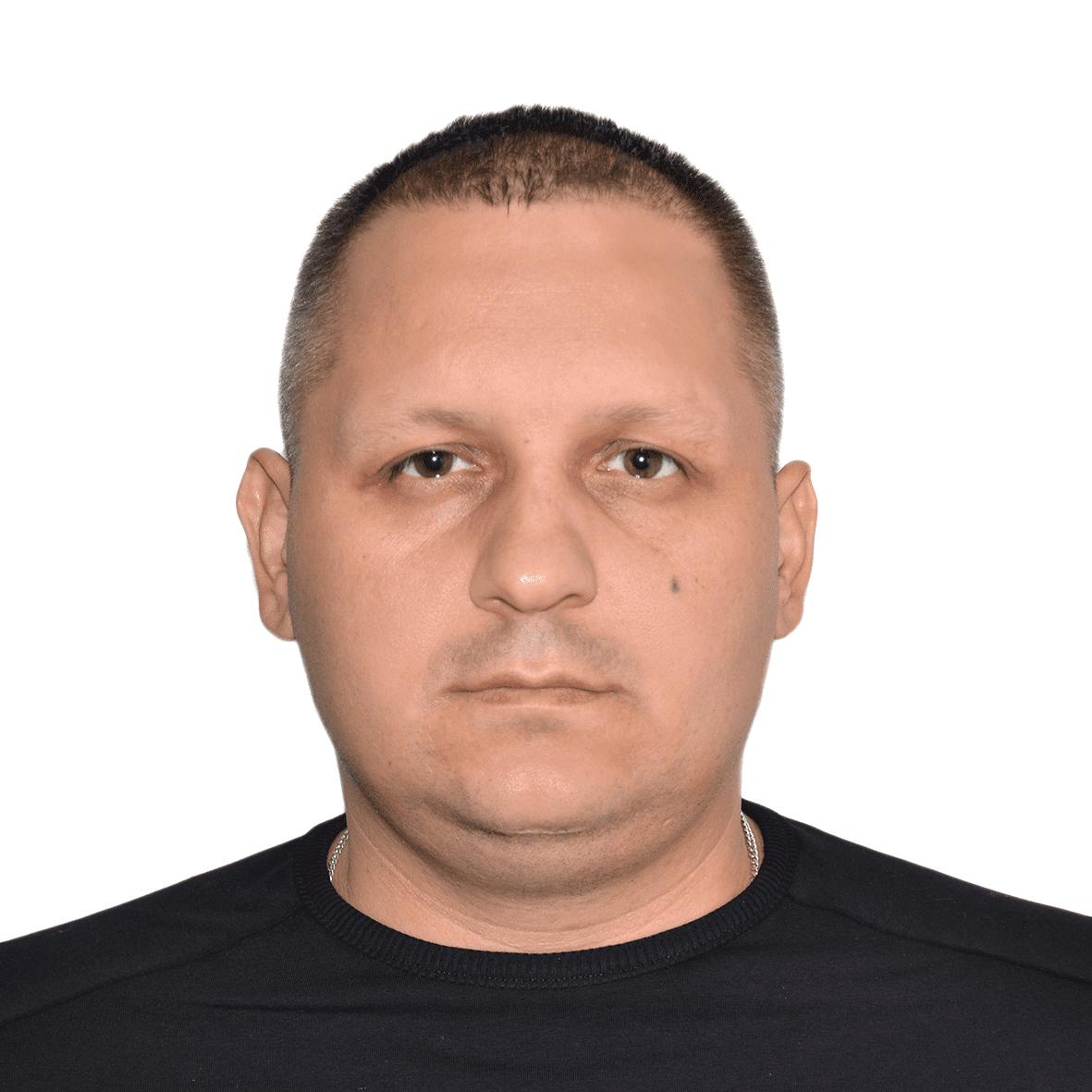 Фролов Михаил Юрьевич